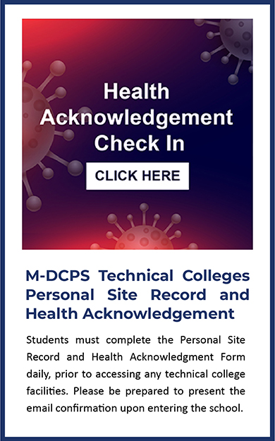 Health Acknowledgment Check In